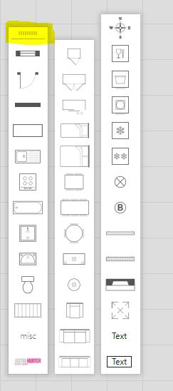 new zPlan toolbar